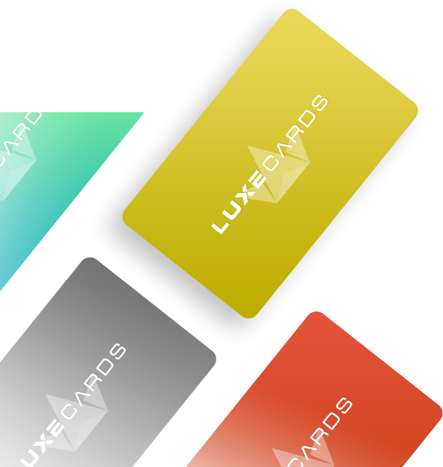 luxe cards